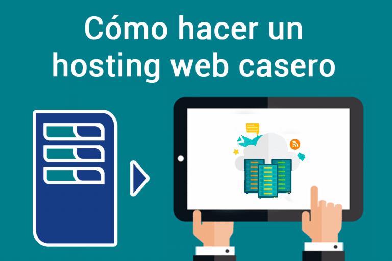 como hacer un hosting web casero 1080x719