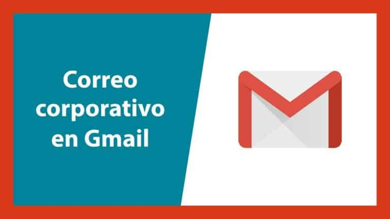 Correo corporativo gmail 2020